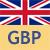GBP Britská libra