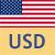 USD Americký dolar