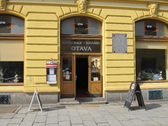 Fotka Hotel Otava