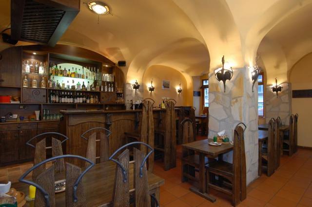 Fotka Restaurace-Pivovar Pražský most U Valšů