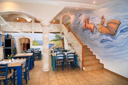 Fotka Řecká restaurace Poseidon