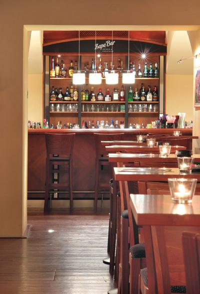 Fotka Zapa Bar