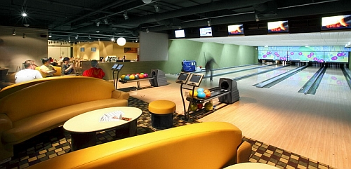 Fotka Bowling Restaurant MERCURY