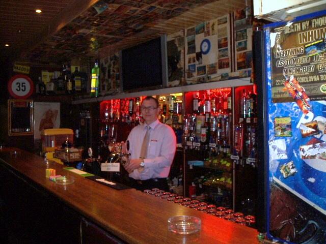 Fotka Tomi bar