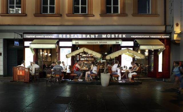 Fotka Restaurant Můstek