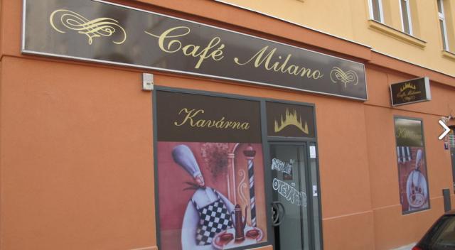 Fotka Café Milano