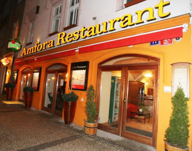 Fotka Amfora restaurant