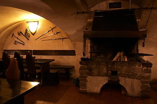 Fotka Historická restaurace Panský šenk