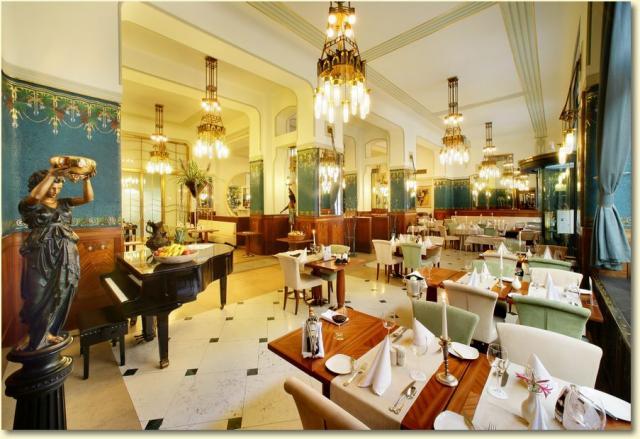 Fotka Restaurace Sarah Bernhardt