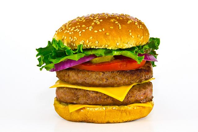 Fotka Burger King - Karlín