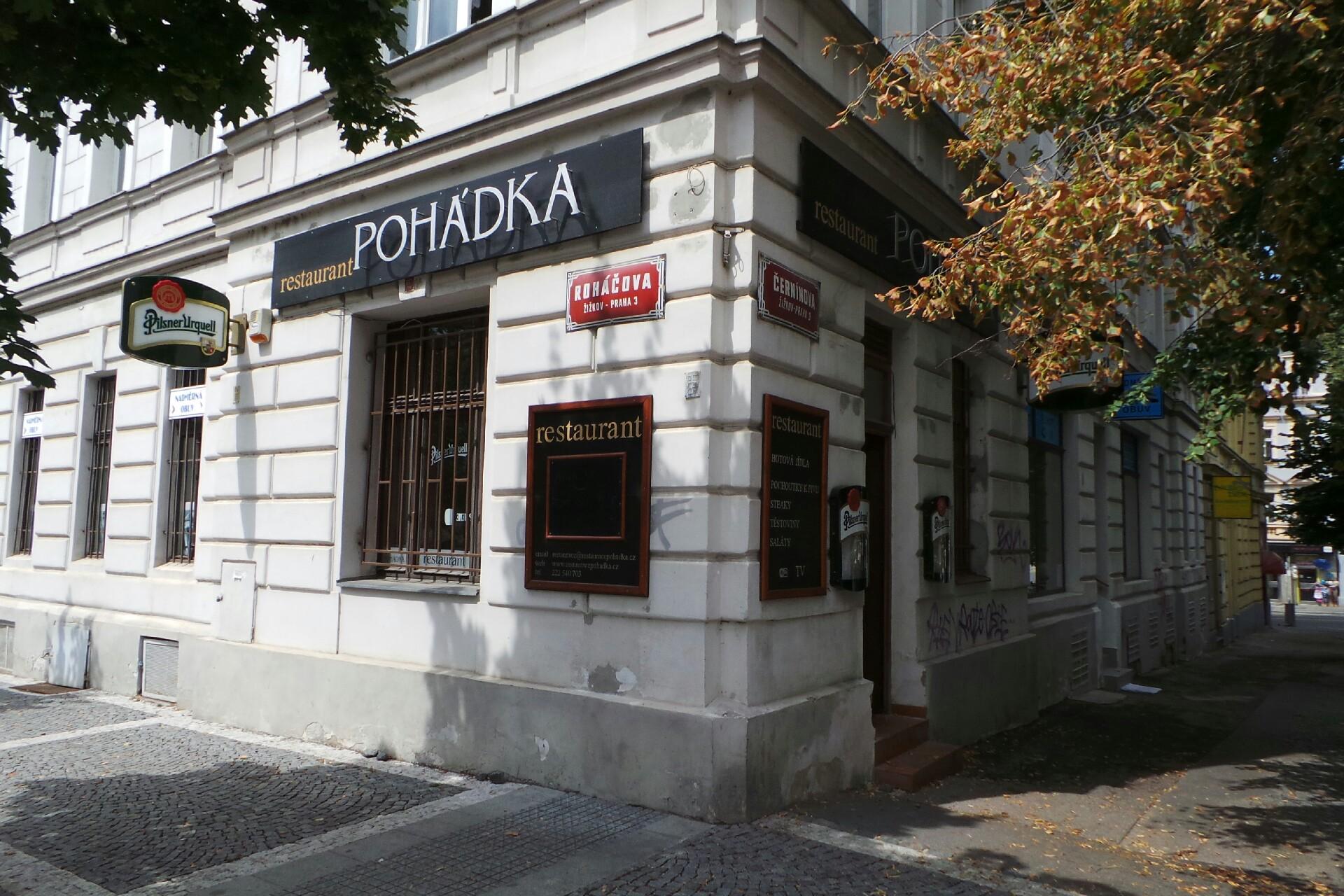 Fotka Restaurace Pohádka