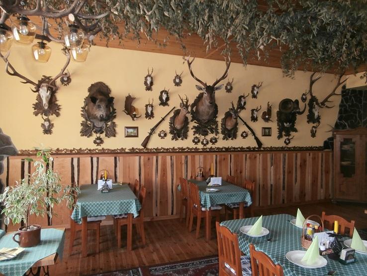 Fotka Restaurace Myslivna u kostela