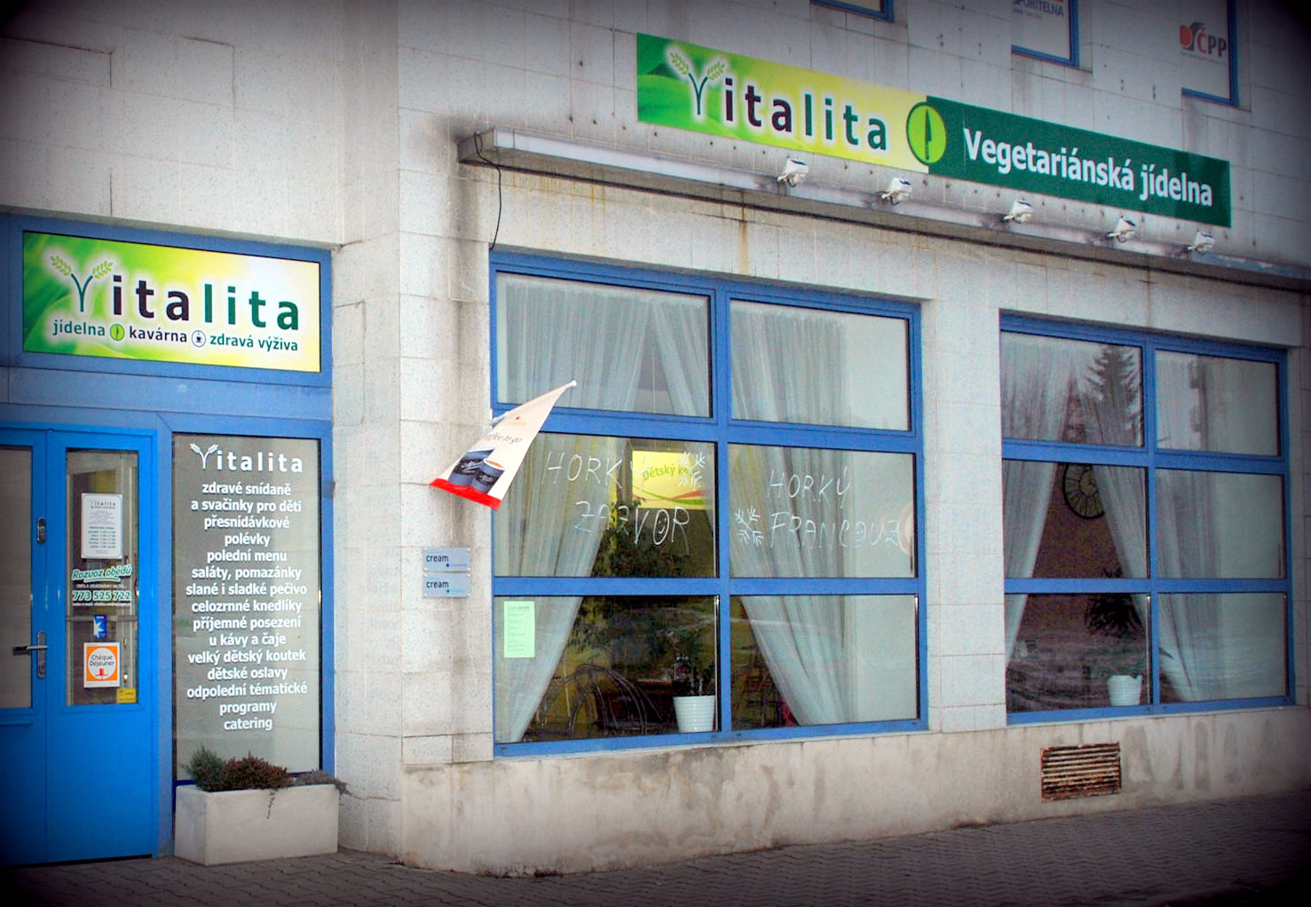 Fotka Vegetariánká jídelna VITALITA