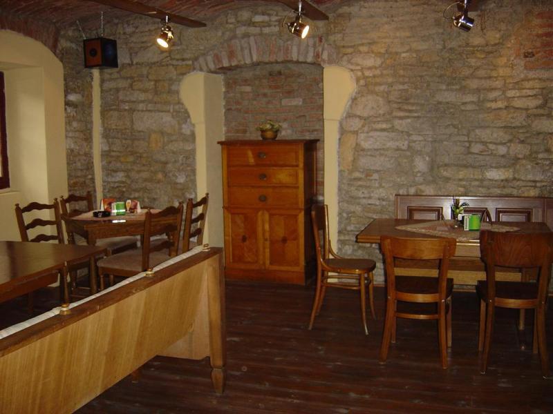 divadélko - restaurace